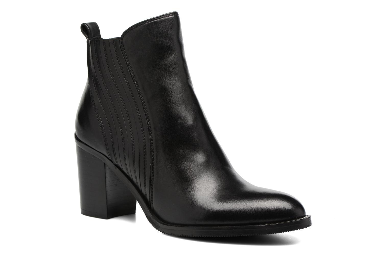 Bottines et boots Bruno Premi Akita Noir vue détail/paire