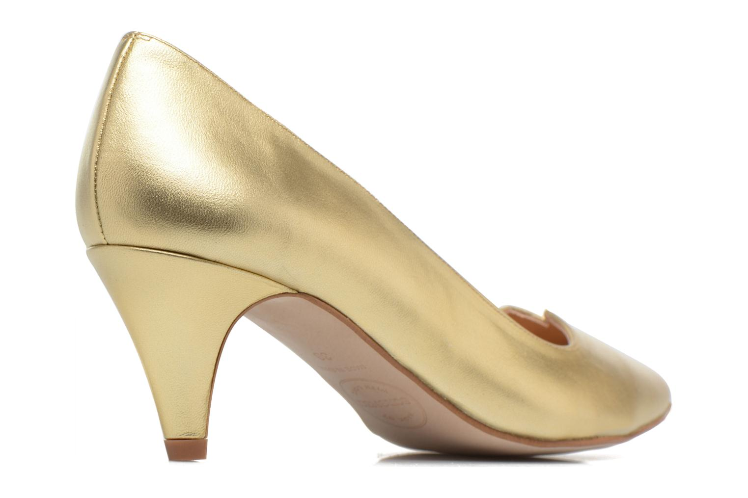 Pumps Made by SARENZA 90's Girls Gang Escarpins #11 gold/bronze ansicht von vorne