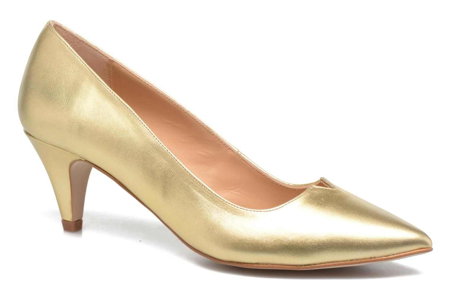 Pumps Made by SARENZA 90's Girls Gang Escarpins #11 gold/bronze ansicht von rechts