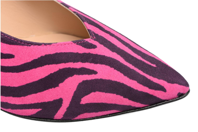Zapatos de tacón Made by SARENZA 90's Girls Gang Escarpins #3 Rosa vista lateral izquierda