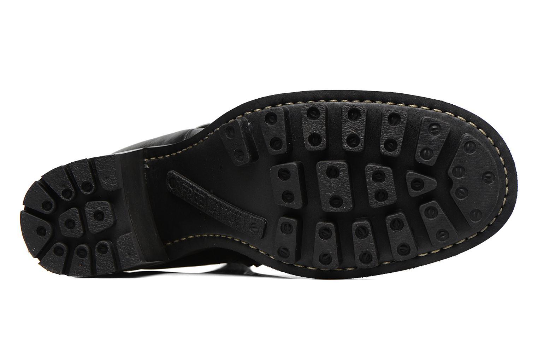 Bottines et boots Free Lance Justy 9 Small Gero Buckle Noir vue haut