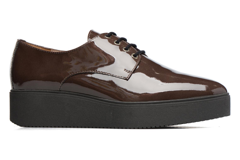 Chaussures à lacets Unisa Caler Marron vue derrière