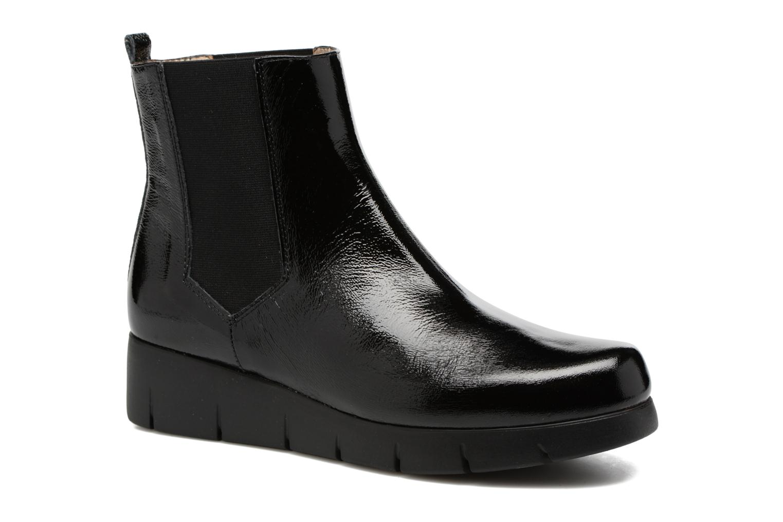 Bottines et boots Unisa Flora Noir vue détail/paire