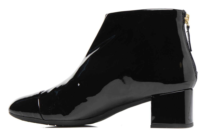 Boots en enkellaarsjes Unisa Kaster Zwart voorkant