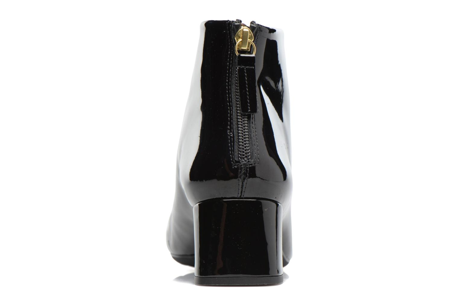 Ankle boots Unisa Kaster Black view from the right