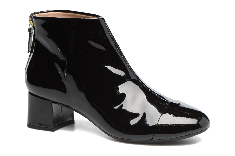 Boots en enkellaarsjes Unisa Kaster Zwart detail