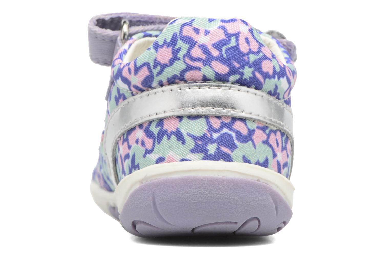 Sandales et nu-pieds Geox B SANDAL NICELY A Multicolore vue droite