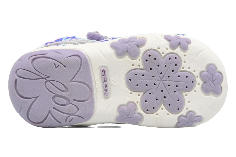 B SANDAL NICELY A White/lilac