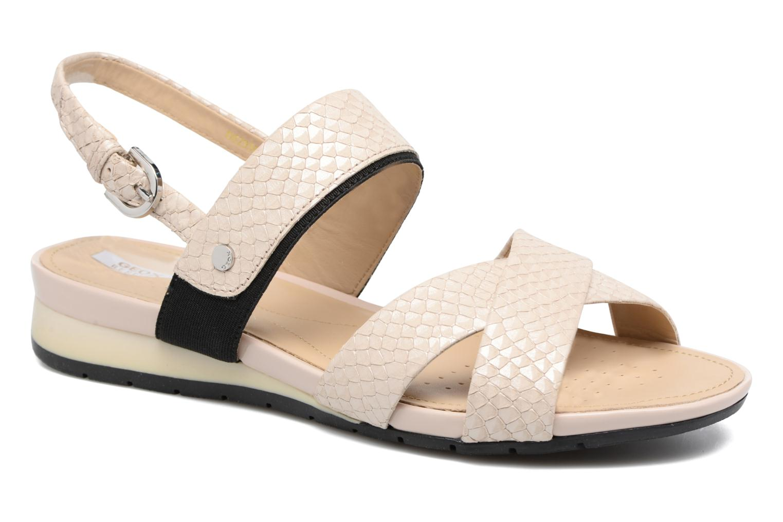 Sandales et nu-pieds Geox D FORMOSA B II Beige vue détail/paire
