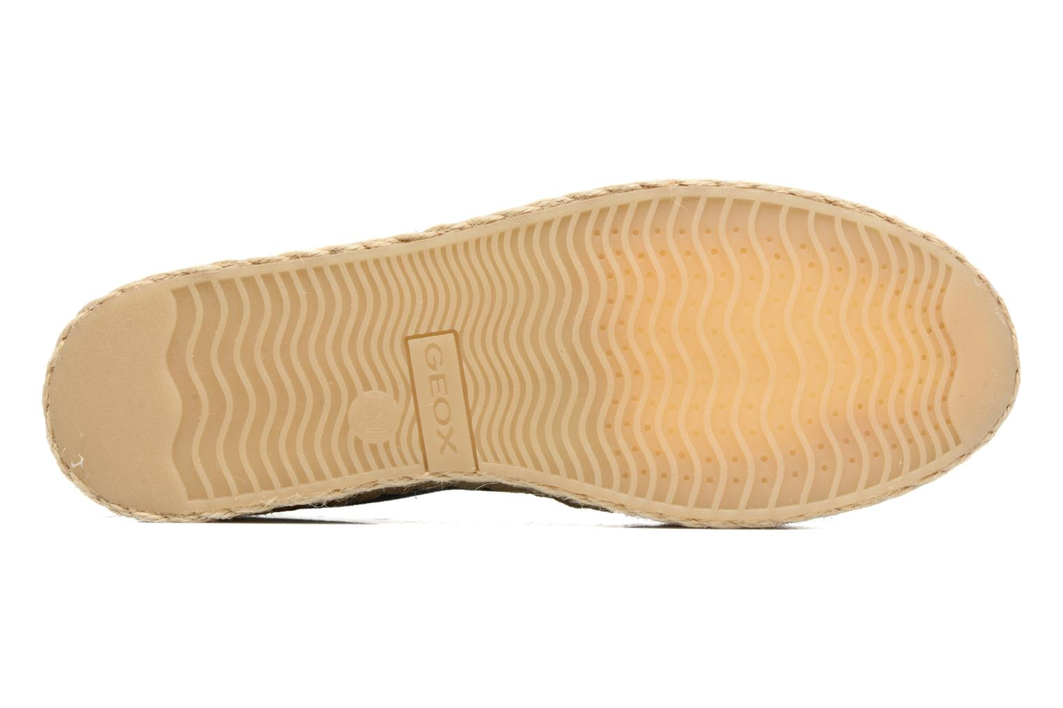 Espadrilles Geox D HIDENCE V A Blauw boven
