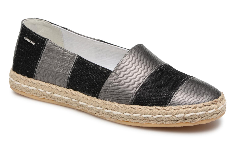 Zapatos promocionales Geox D MODESTY B (Negro) - Alpargatas   Los últimos zapatos de descuento para hombres y mujeres