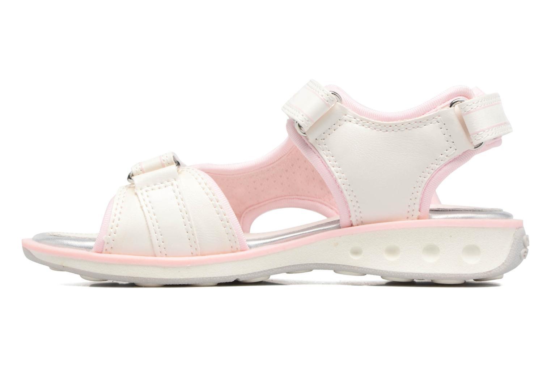 JR SANDAL JOCKER A White/pink