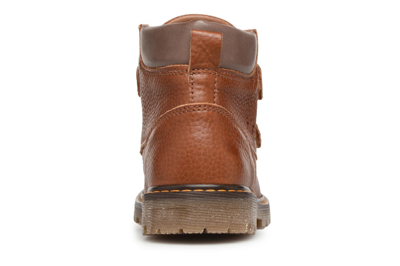 Bottines et boots Bisgaard Marthin Marron vue droite