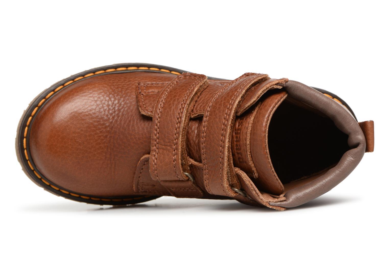 Bottines et boots Bisgaard Marthin Marron vue gauche