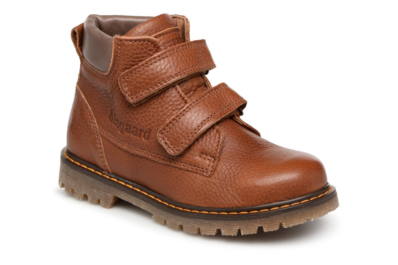 Bottines et boots Bisgaard Marthin Marron vue détail/paire