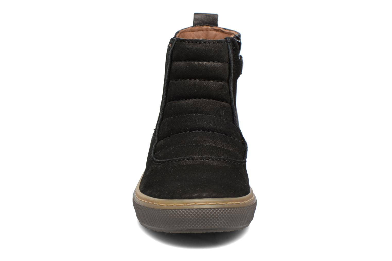 Bottines et boots Bisgaard Lidi Noir vue portées chaussures
