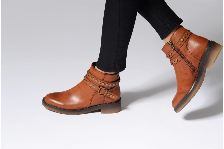 Boots en enkellaarsjes Xti Teki Zwart onder