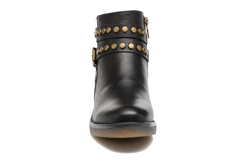 Ankle boots Xti Teki Black model view