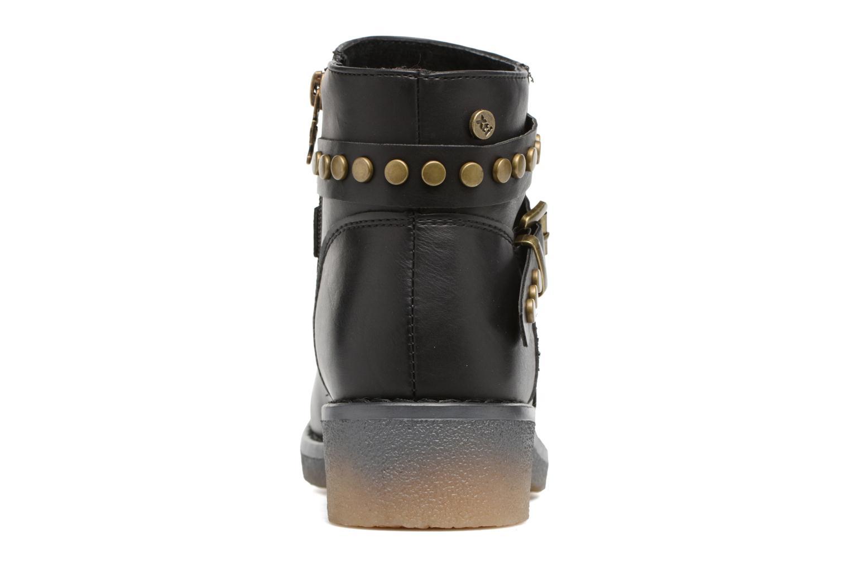 Bottines et boots Xti Teki Noir vue droite