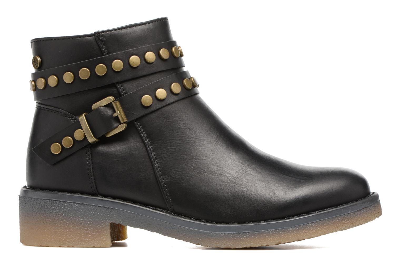 Boots en enkellaarsjes Xti Teki Zwart achterkant