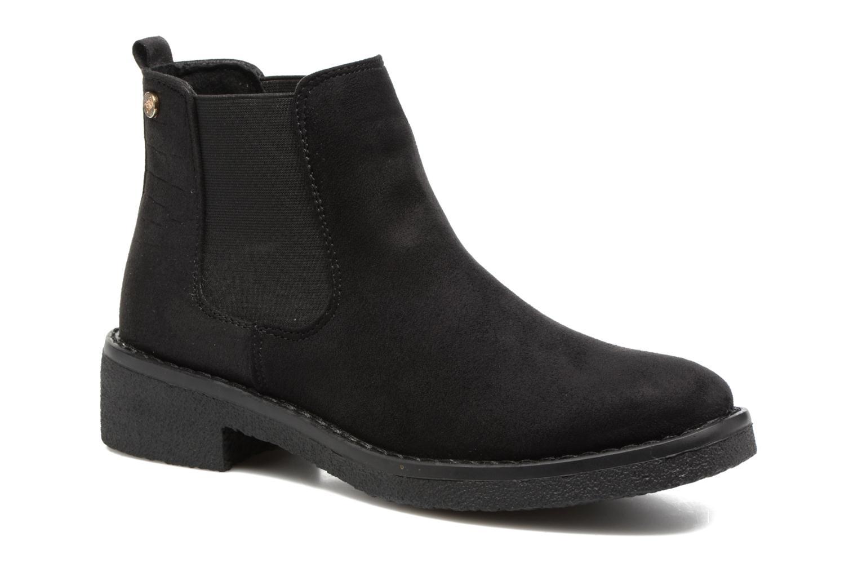 Bottines et boots Xti Pohie Noir vue portées chaussures