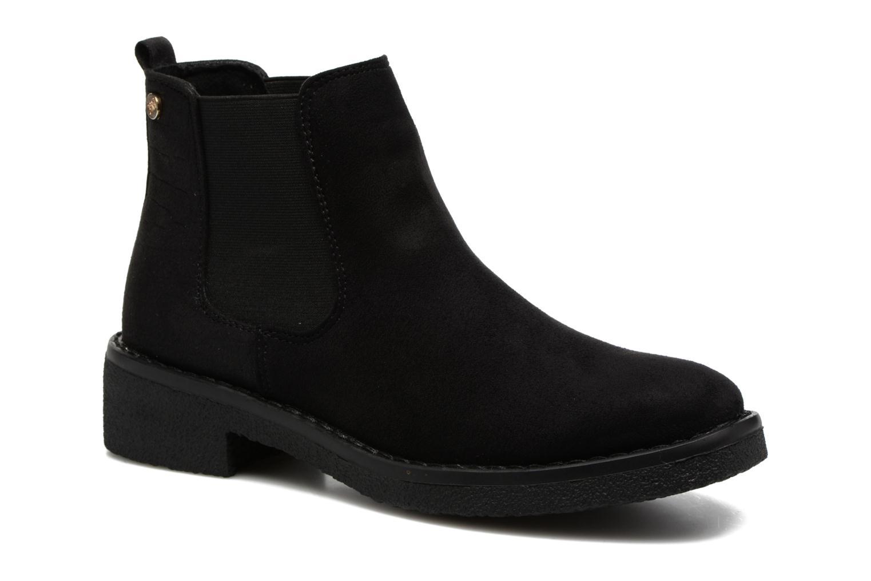 Bottines et boots Xti Pohie Noir vue détail/paire