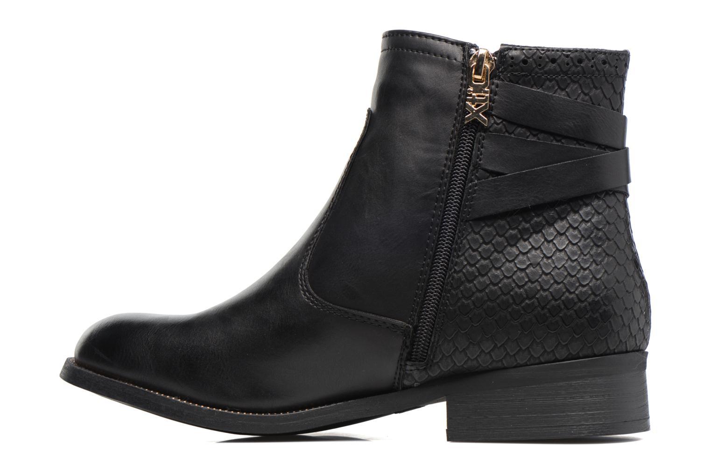 Bottines et boots Xti Ggive Noir vue face