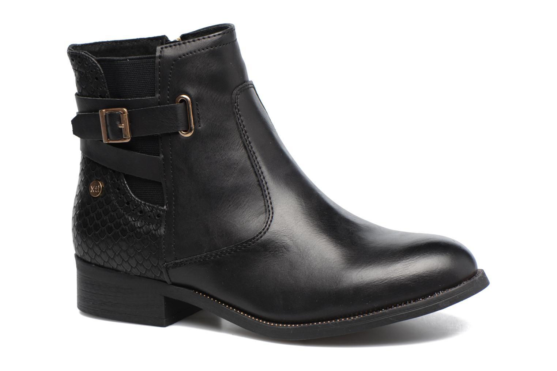 Bottines et boots Xti Ggive Noir vue détail/paire