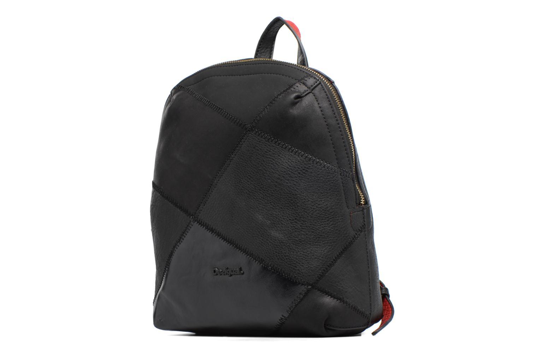 Zaini Desigual Madeira Cougar Backpack Nero modello indossato