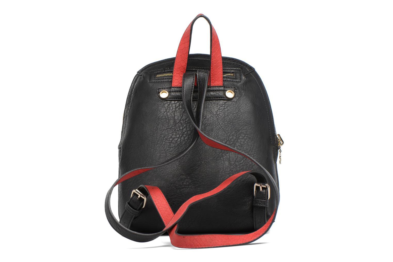 Zaini Desigual Madeira Cougar Backpack Nero immagine frontale