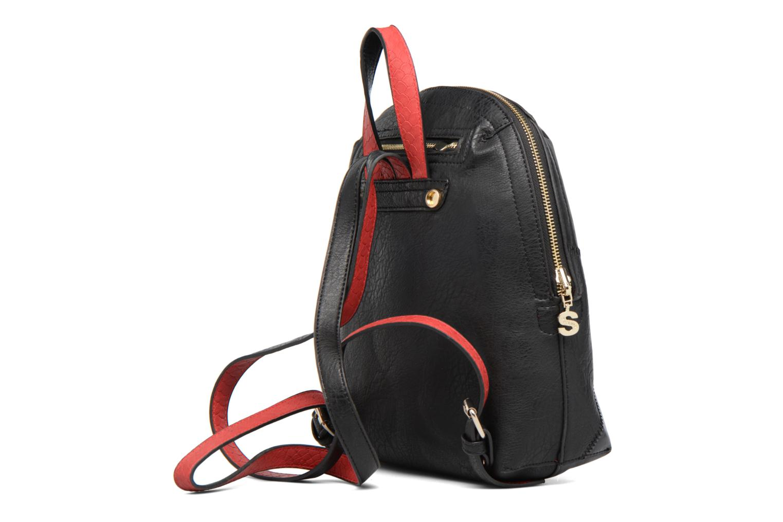 Zaini Desigual Madeira Cougar Backpack Nero immagine destra
