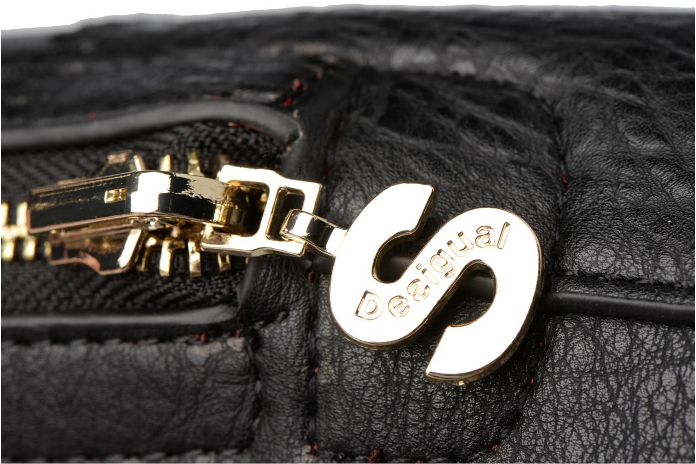 Zaini Desigual Madeira Cougar Backpack Nero immagine sinistra
