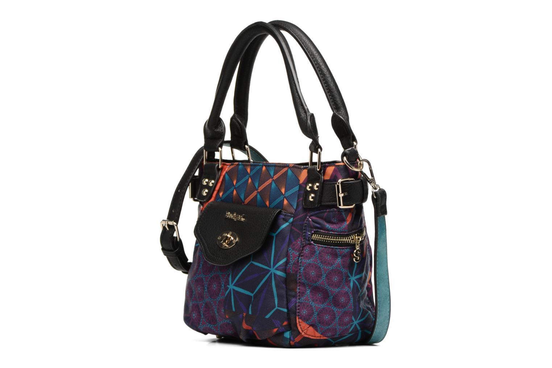 Sacs à main Desigual Mcbee Mini Erika Handbag Multicolore vue portées chaussures