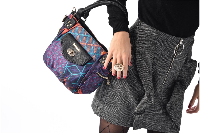 Sacs à main Desigual Mcbee Mini Erika Handbag Multicolore vue haut
