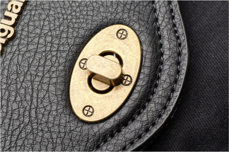 Sacs à main Desigual Mcbee Mini Blackout Handbag Noir vue gauche