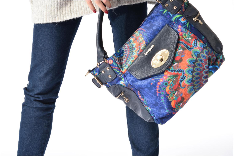 Sacs à main Desigual Mcbee Atenas Handbag Multicolore vue haut