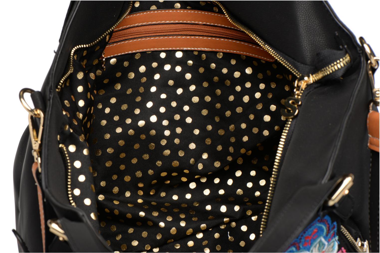Borse Desigual Rotterdam Caribu Handbag Multicolore immagine posteriore