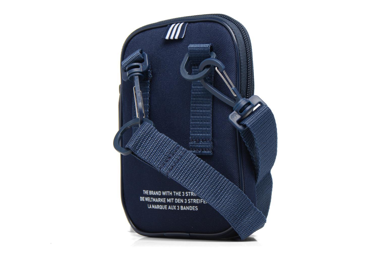 Petite Maroquinerie Adidas Originals FESTVL B Trefoil Bleu vue droite