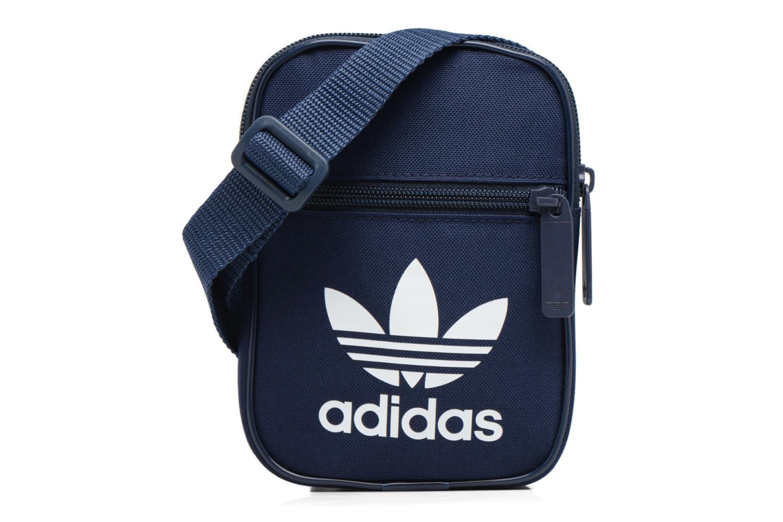 Petite Maroquinerie Adidas Originals FESTVL B Trefoil Bleu vue détail/paire