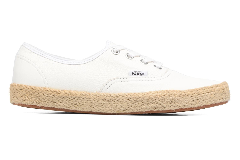 Authentic Espadri (Leather) True White