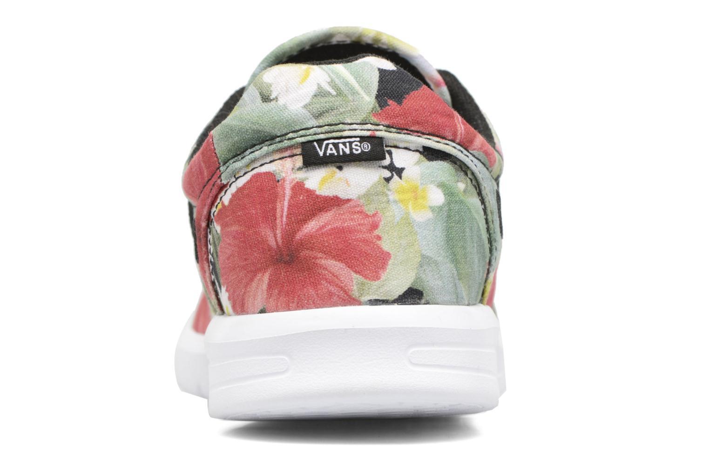 Baskets Vans Iso 1.5 + W Multicolore vue droite