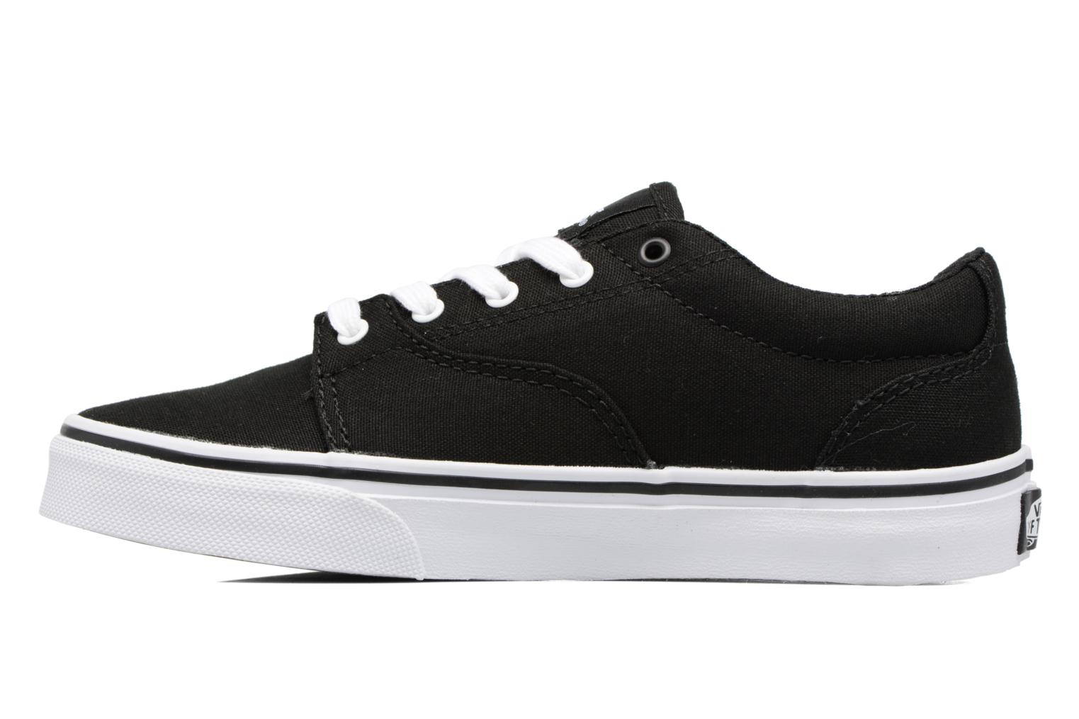 Baskets Vans Kress K Noir vue face