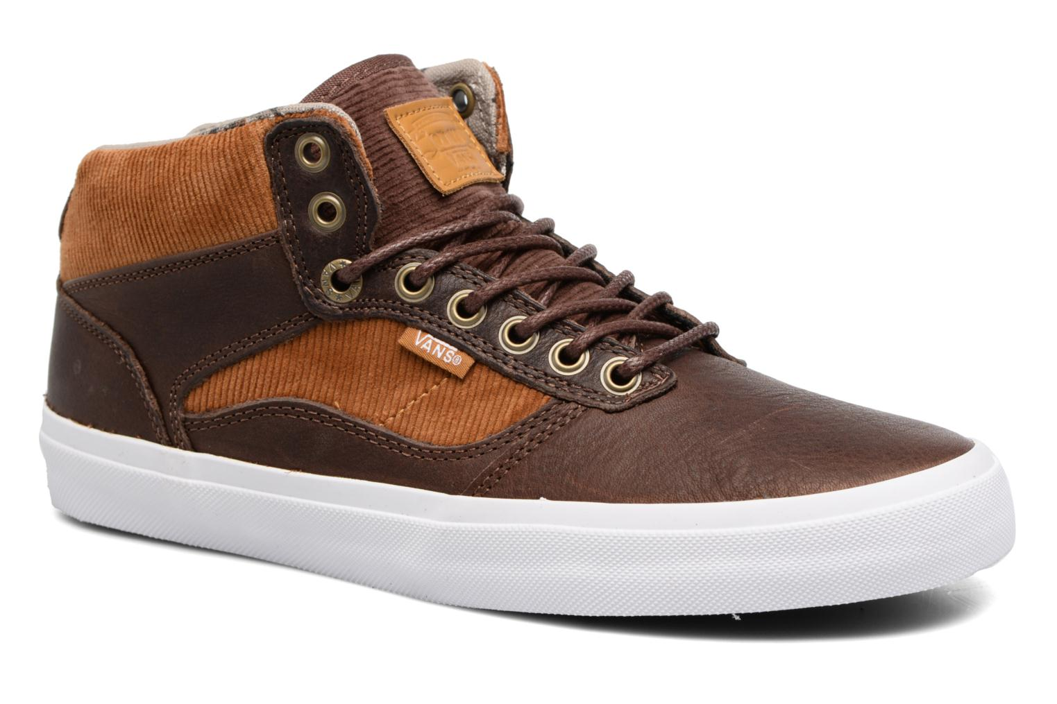 Beford (Duck Hunt) Brown/White