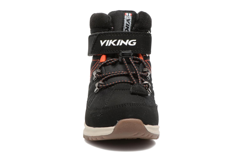 Sportschuhe Viking Sokna GTX schwarz schuhe getragen