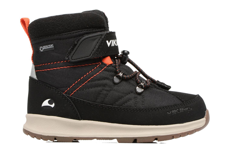 Sportschuhe Viking Sokna GTX schwarz ansicht von hinten