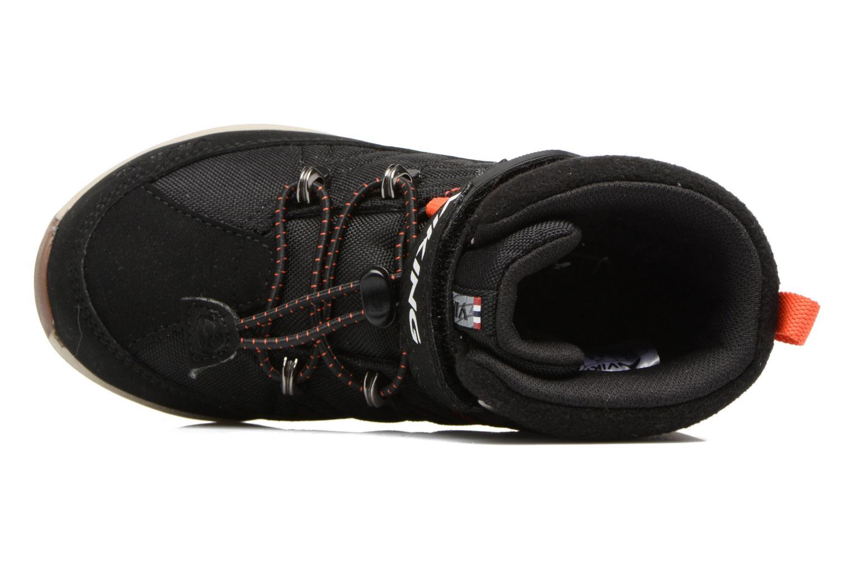 Sportschuhe Viking Sokna GTX schwarz ansicht von links