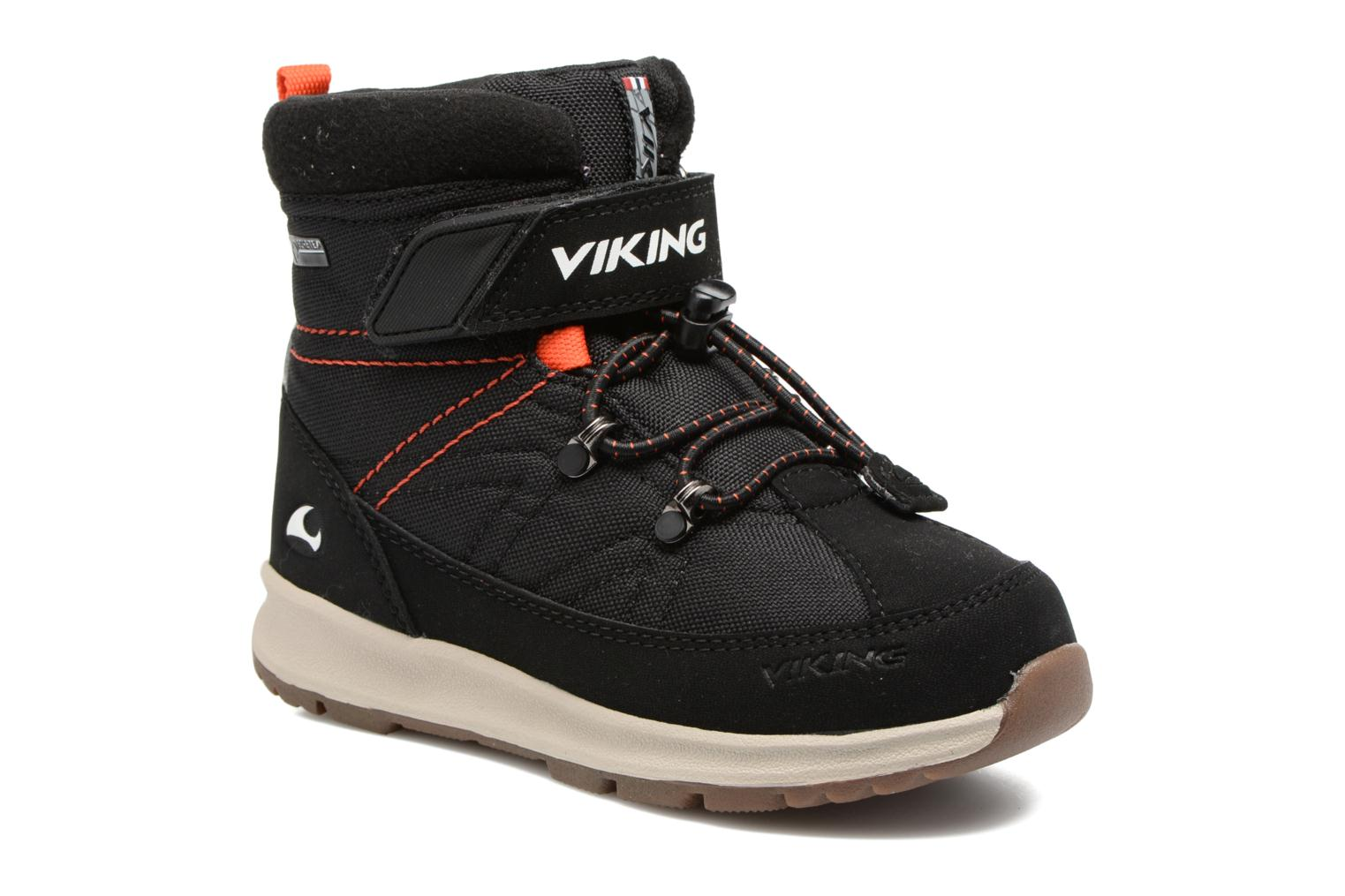 Sokna GTX Black/red