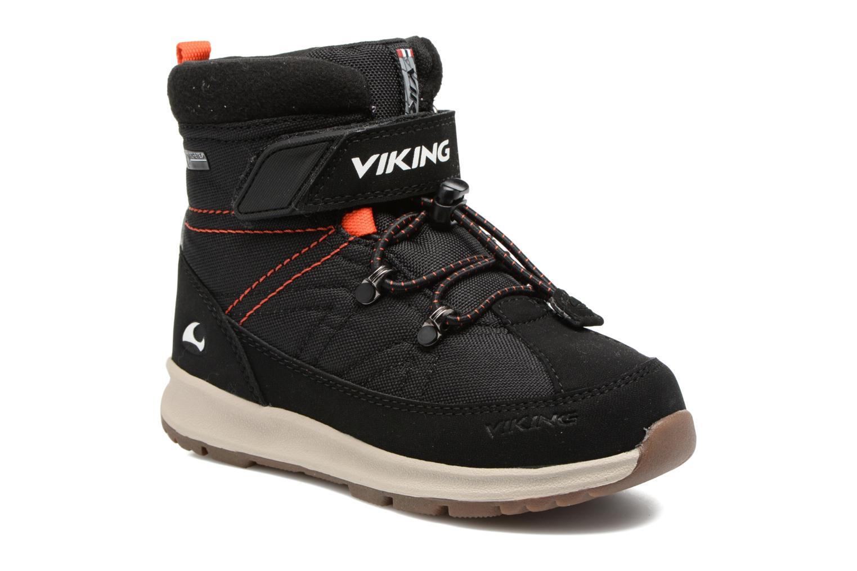 Sportschuhe Viking Sokna GTX schwarz detaillierte ansicht/modell