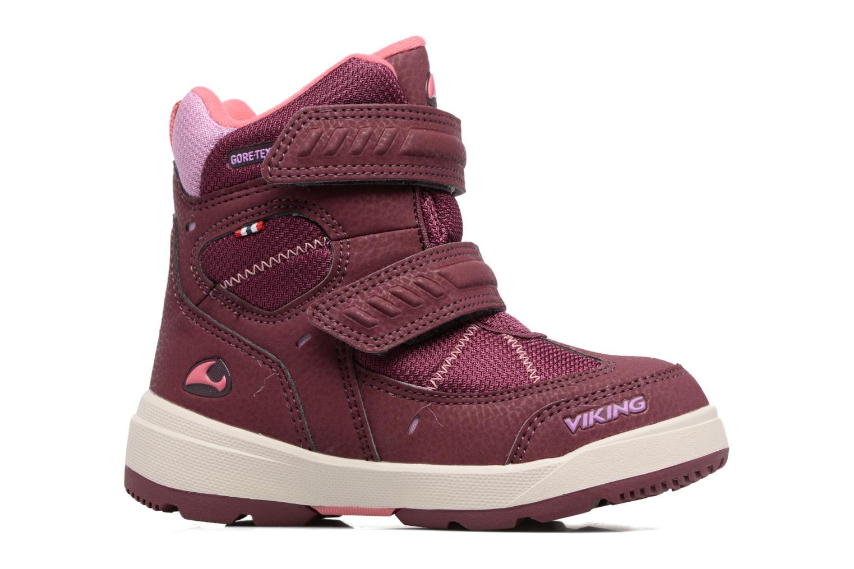 Chaussures de sport Viking Toasty II GTX Violet vue derrière