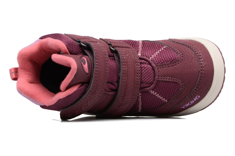Chaussures de sport Viking Toasty II GTX Violet vue gauche